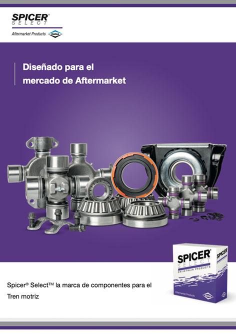 Catálogo Spicer® Select™